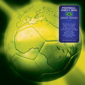 Football Party 2014 - 100 Worldcup Hits (Brazil Edition) von Various Artists