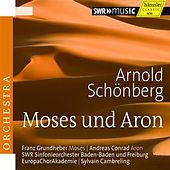 Play & Download Schönberg: Moses und Aron by Various Artists | Napster