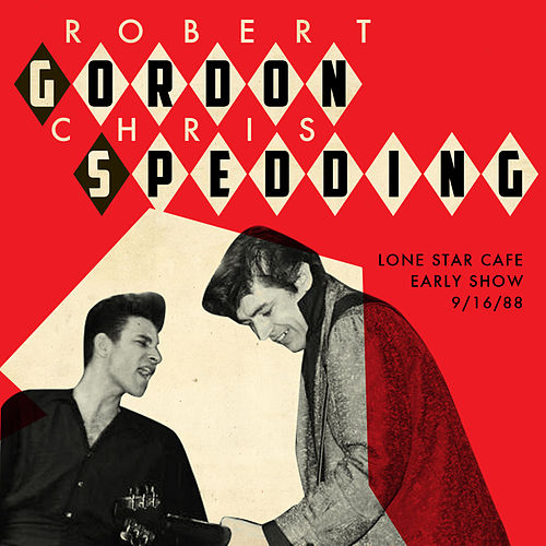 Lone Star Cafe 9.16.88 Early Show by Chris Spedding