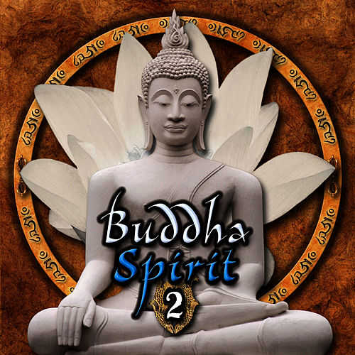 Buddha Spirit 2 by Anael
