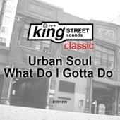 What Do I Gotta Do by Urban Soul