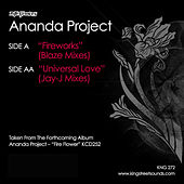 Fireworks / Universal Love by Ananda Project