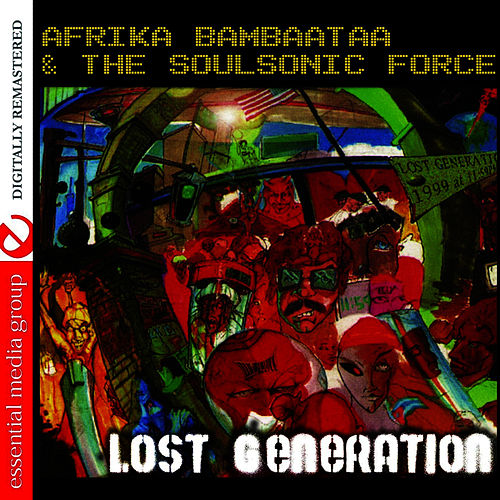 Lost Generation by Afrika Bambaataa