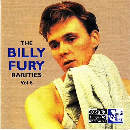 Play & Download The Billy Fury Rarities Vol.8 by Billy Fury | Napster