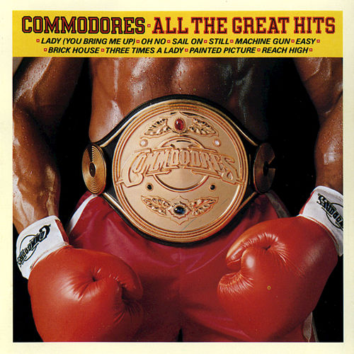 Play & Download All The Great Hits by The Commodores | Napster