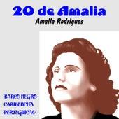 20 de Amalia by Amalia Rodrigues