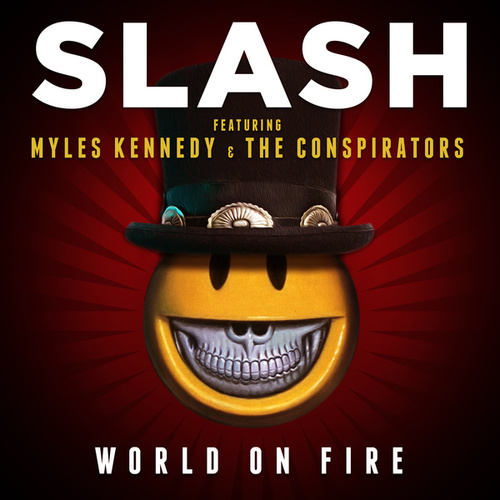 World On Fire by Slash