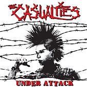 Play & Download Under Attack by The Casualties | Napster