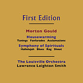 Morton Gould: Housewarming & Symphony of Spirituals by Lawrence Leighton-Smith