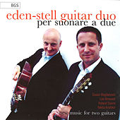 per suonare a due - New Music for Two Guitars by Eden Stell Guitar Duo