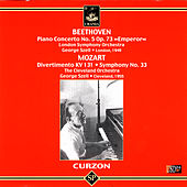 Play & Download Clifford Curzon Plays Beethoven & Mozart by Clifford Curzon | Napster