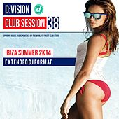 D:Vision Club Session 38 by Various Artists