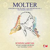 Play & Download Molter: Concerto for Trumpet and Orchestra No. 1 in D Major, MWV4/12 (Digitally Remastered) by Guy Touvron | Napster