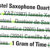 Play & Download 1 Gram of Time by Amstel Quartet | Napster