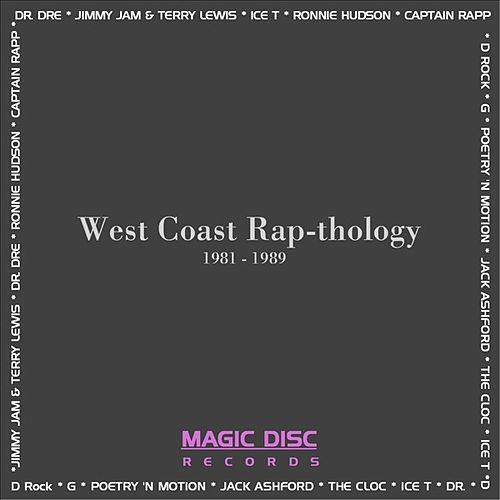 Magic Disc Records- West Coast Rap-Thology by Various Artists