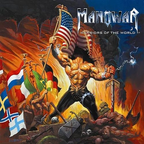 Play & Download Warriors of the World by Manowar | Napster