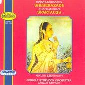 Rimsky-Korsakov, N.A.: Sheherazade / Khachaturian, A.I.: Spartacus (Excerpts) by Miklos Szenthelyi