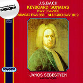 Play & Download Bach: Keyboard Sonatas by Janos Sebestyen | Napster