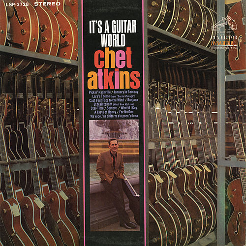 Play & Download It's a Guitar World by Chet Atkins | Napster