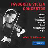 Play & Download Favourite Violin Concertos by Yehudi Menuhin | Napster