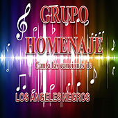 Play & Download Canta las Canciones de los Angeles Negros by Grupo Homenaje | Napster