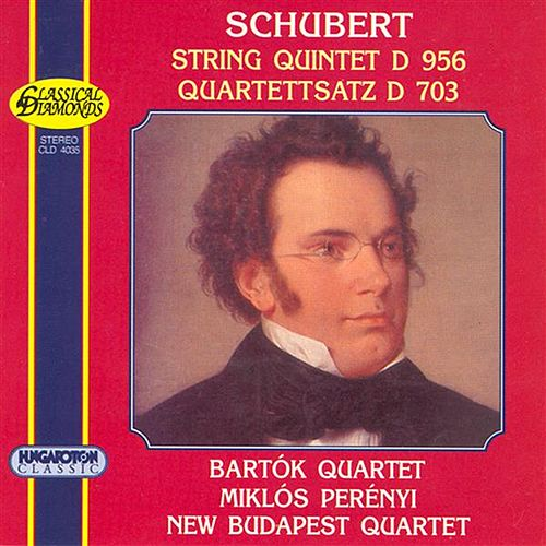 Play & Download Schubert: String Quintet in  C Major, D. 956 / String Quartet No. 12 in C Minor, 'Quartettsatz' by Various Artists | Napster
