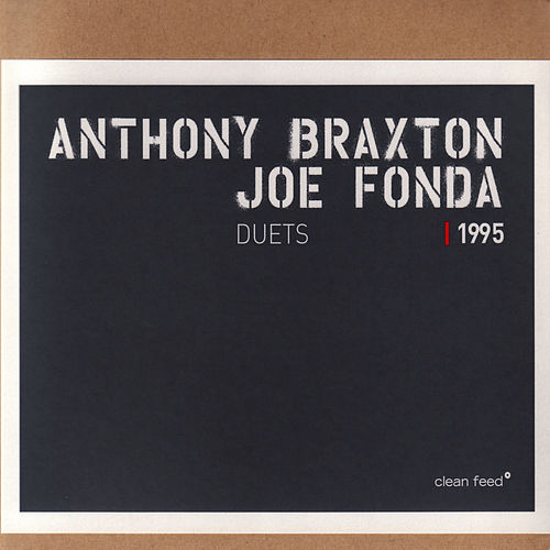 Duets by Anthony Braxton