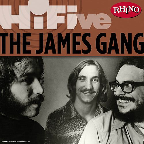 Rhino Hi-Five: The James Gang by James Gang