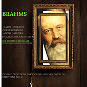Brahms: Double Concerto for Violine and Violoncello & Symphony No. 2 by Various Artists