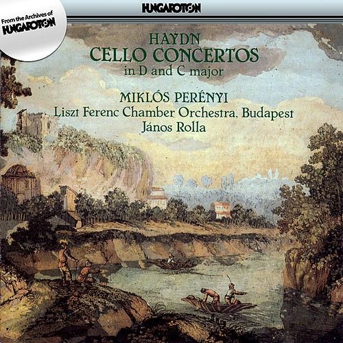 Play & Download Haydn: Cello Concerto in D Major, Hob.Viib:2 / Cello Concerto in C Major, Hob.Viib:1 by Miklos Perenyi | Napster