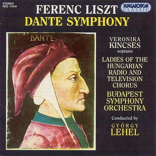 Play & Download Liszt: Dante Symphony by Veronika Kincses | Napster