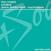 Play & Download Saturday by Tina Charles | Napster