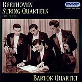 Play & Download Beethoven: String Quartets (Complete) by Bartok Quartet | Napster