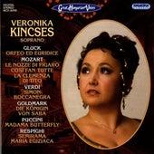 Play & Download Gluck: Orfeo ed Euridice - Mozart: Le Nozze di Figaro - Così fan tutte - La Clemenza di Tito by Veronika Kincses | Napster
