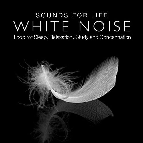 White Noise Loop for Sleep, Relaxation, Study and Concentration by Sounds for Life