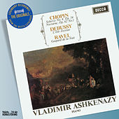 Play & Download Chopin/Debussy/Ravel Recital by Vladimir Ashkenazy | Napster