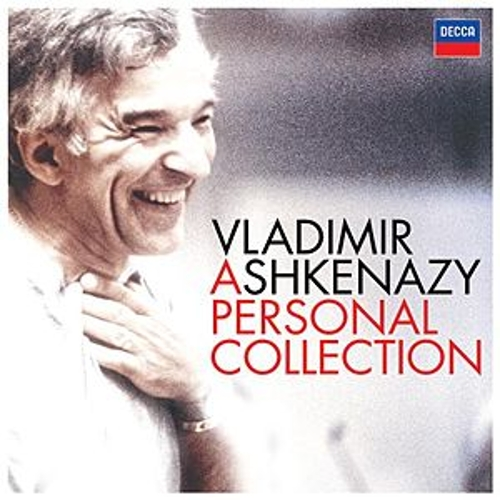 Vladimir Ashkenazy - A Personal Collection by Various Artists
