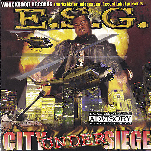 Play & Download City Under Siege by E.S.G. | Napster