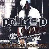 Play & Download G.M.S. Slowed & Chopped Mix By Dj Paul Wall by Dougie D | Napster
