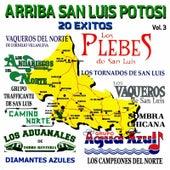 Play & Download Arriba San Luis Potosi, Vol. 3 by Various Artists | Napster