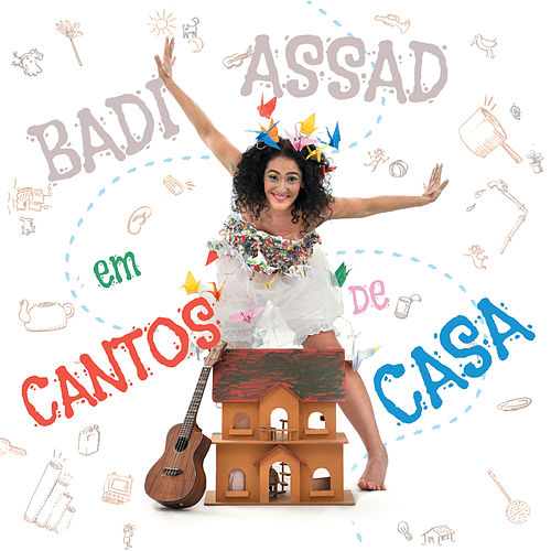 Play & Download Cantos de Casa by Badi Assad | Napster