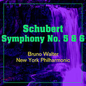 Play & Download Schubert: Symphony Nos. 5 & 6 by Bruno Walter | Napster