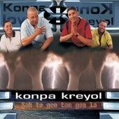 Sak te gen tan gen la by Konpa Kreyol