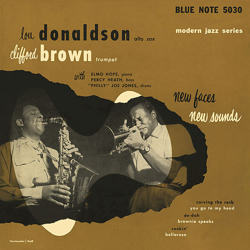 New Faces - New Sounds by Lou Donaldson