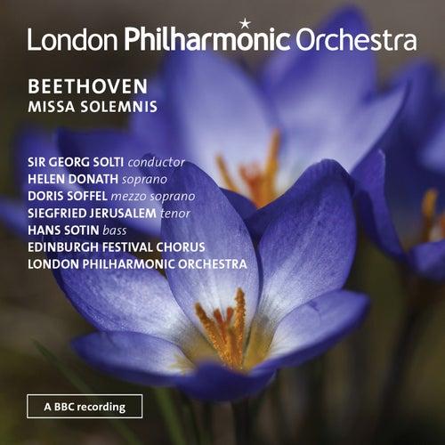 Beethoven: Missa Solemnis by Helen Donath