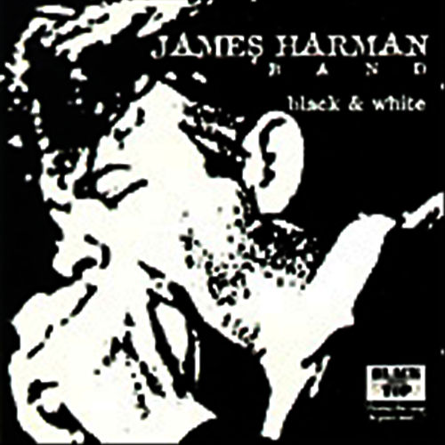 Play & Download Black And White by James Harman Band | Napster