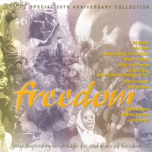 Songs Of Freedom ~ 20th Anniversary by Various Artists