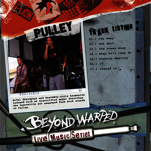 Play & Download Live Music Series by Pulley | Napster