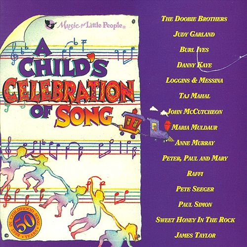 Play & Download A Child's Celebration Of Song by Various Artists | Napster