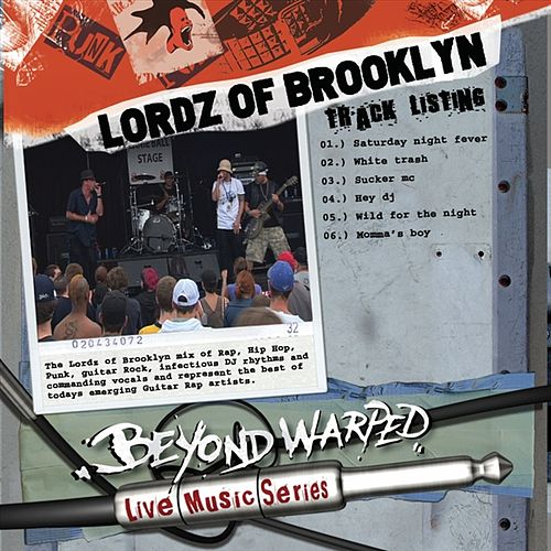 Play & Download Live Music Series by Lordz Of Brooklyn | Napster